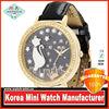 Manafacturer of handmade miniature 3D korea mini watch brand