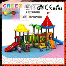 Top quality most popular outdoor play land equipment