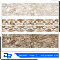 Water proof acid-resistant kitchen ceramic wall tile