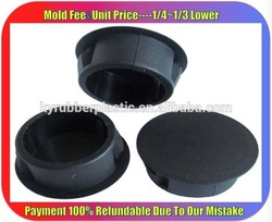 Customize Plastic Pipe Plug / Plastic Pipe End Stopper / Plastic End Cap