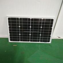 Aluminum Fram Solar Power System 200W Solar Panel Price