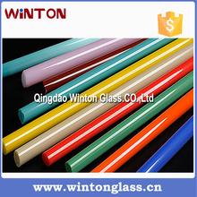 Winton borosilicato tubo varilla de vidrio de color