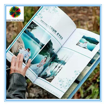 printing good quality business magazine in Guangzhou