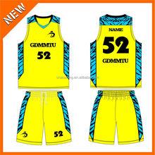 Online wholesale type Guangzhou heat pattern trendy basketball wear