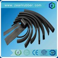 Eco-friendly NBR rubber foam heat insulation sealing strip for machine /auto /door /window