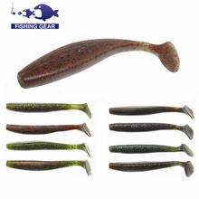 Hot Selling Soft Fishing Lure High Simulation Lizard Long Tail Soft Artificial Baits Soft Lure