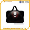 Custom printed neoprene and leather laptop sleeve Cheap Fancy laptop case waterproof in saled
