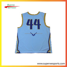 men's exercise jersey and shorts unsex uniforms for custom basketball reversible