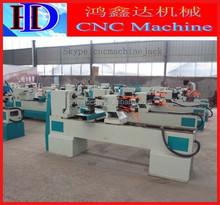High quality HD DSP control 3D CNC Mini Wood Turning Lathe