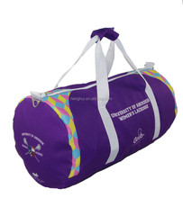 Girls Dance Duffle Bag Purple