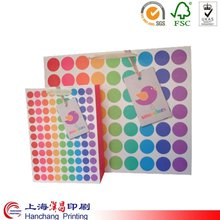 paper bags dots