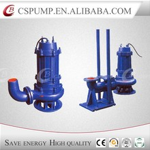 2015 high quality electric centrifugal Submersible sewage pump