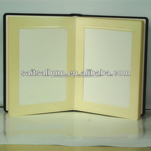 New Style handmade paper sheets photo album producer in China