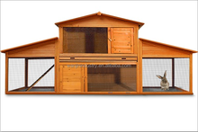 Dual-use Animal Hutch/ Wooden rabbit cage /Rabbit Hutch