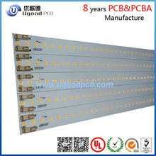 High quality 1500mm 94v-0 led pcb board and led pcb assembly with UL,ROHS,ISO 9001