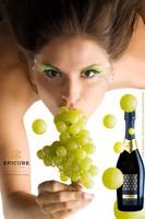 Epicure Sparkling Wine Brut Bairrada DOC 2009 - Special Reserve - Portugal