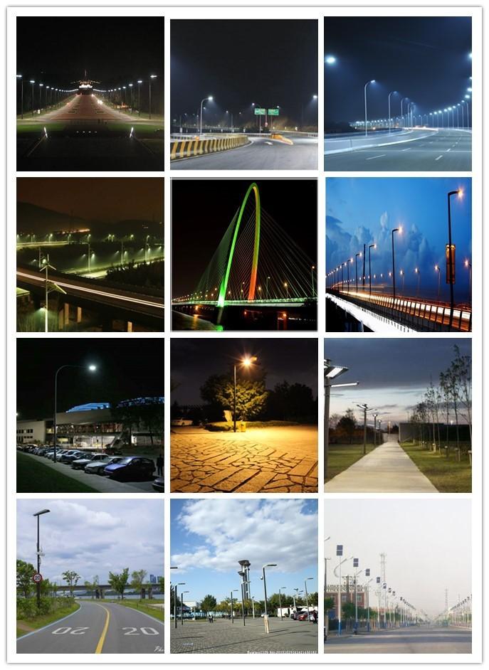 where use street light