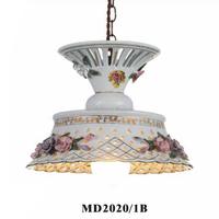 best choice Ceramic make energy saving glass&cement&copper material commercial led pendant lighting