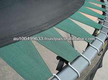 16ft Springless Trampoline with Net & Ladder