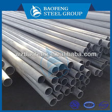 Big and small diameter seamless astm a376 tp321 stainless steel pipe