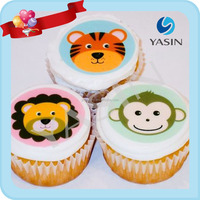 Edible Icing Paper For Cake Decoration