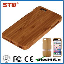 2015 new product bamboo phone case