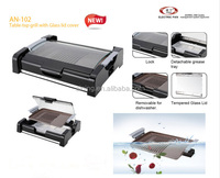 Electric Rotating Bbq Grill For Sale With Black PP Injection Color