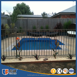High Quality Eco Friendly Rodentproof Swimming Pool Fencing