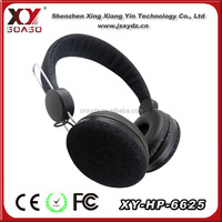 stylish headphone manufacturer, 3.5mm stereo studio pro high performance professional headphone