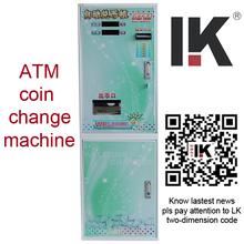 Convient pour toutes sortes bill! Mécanique / automatique changement pièce / token machine