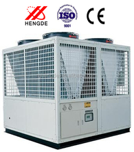 V shape industrial water screw cooled chiller/Open type water screw cooled chiller