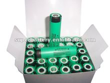 18650 3.7V 3100mAh Li-ion rechargeable battery for Panasonic battery