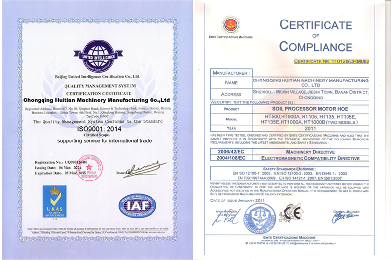 CE and ISO