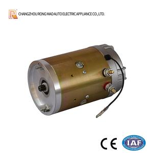 중국 12 볼트 dc 모터 유압 펌프 부품 강력한 직접 로터