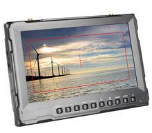 "5.8Ghz 32 Channel Wireless AV Receiver 8"" Video Baby Monitor built in Battery"