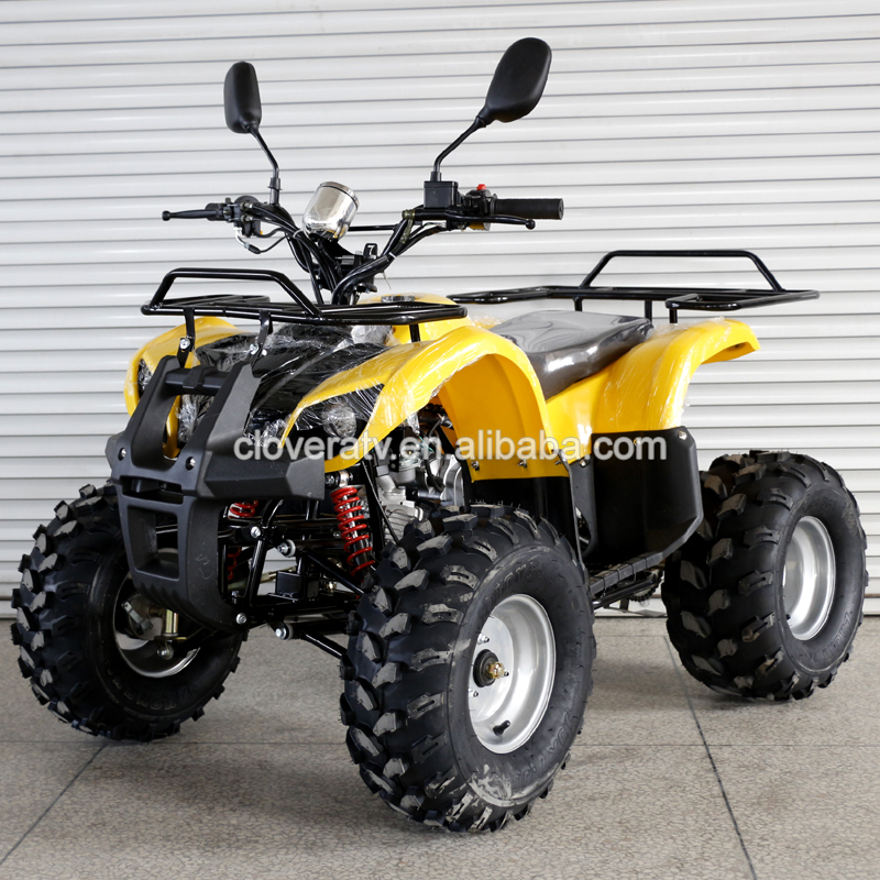 Good Quality Single cylinder 110cc 125cc Sport ATV Farm Hunting ATV