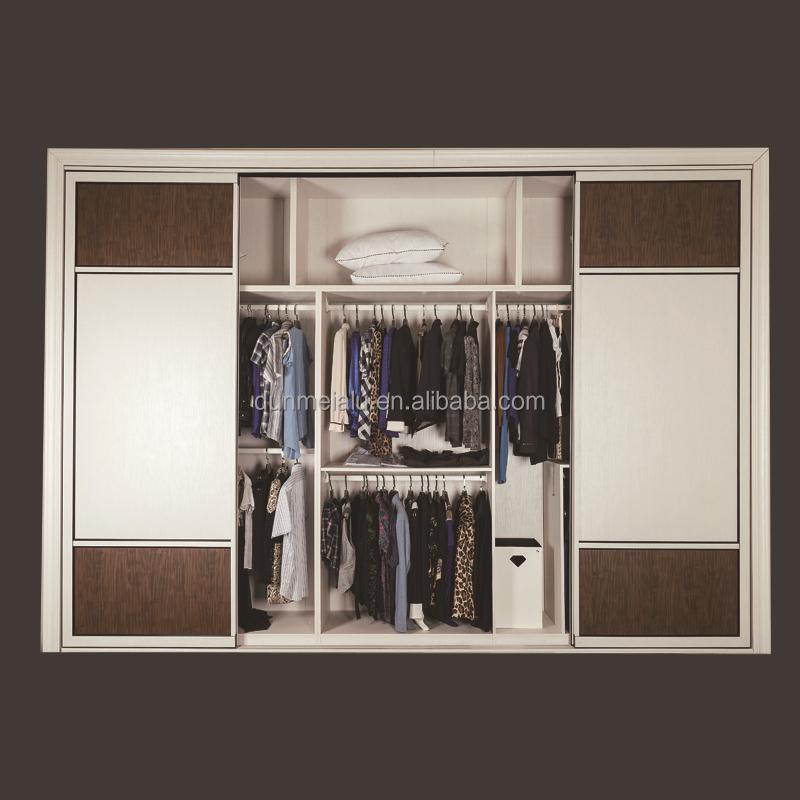 Vente chaude porte coulissante pour chambre armoire placard garde robe id de produit 60261549648 - Garde robe porte coulissante belgique ...