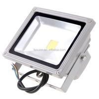 IP65 waterproof 50W led floodlight led reflector tennis court, 50 watt high lumen led flood light