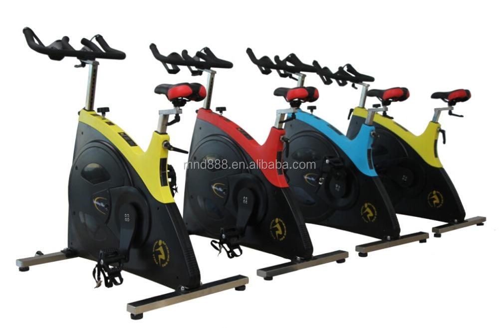 commercial spinning bike gym home use exercising bike flywheel spin bike