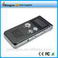 Pequeña grabadora digital de voz, de alta calidad de grabación de voz, reducción de ruido, memoria 4g/8g