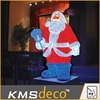 Most popular red christmas santa claus Led decoration light sets Fastest delivery