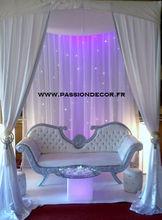 Trone des maries / Wedding Sofa