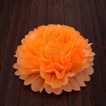 Wholesale fashionable home decor/party decor tissue pom pons make your own design