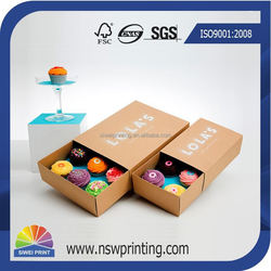 New Design Printed Tray and Sleeve Paper Packaging Box