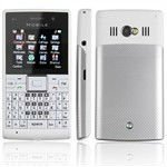 Dual SIM Dual Standby AT&T T-Mobile Vodafone Unlocked Mobile Cell Phone+ QWERTY Keyboard+ Bluetooth+ FM P07-1X