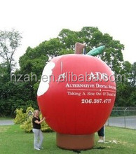 Giant Advertising Inflatable Apple Model