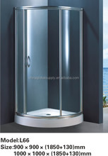 hot sale design shower enclosures