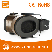 higher attenuation earmuffs for noise working environment YBS8110