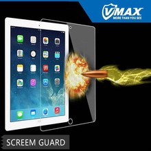 Factory Supply!0.2mm Tempered Glass Anti-shock Screen Protector for iPad air oem/odm (Glass Shield)