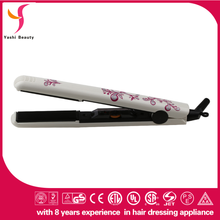 New brand ceramic straightener bella hair straightener
